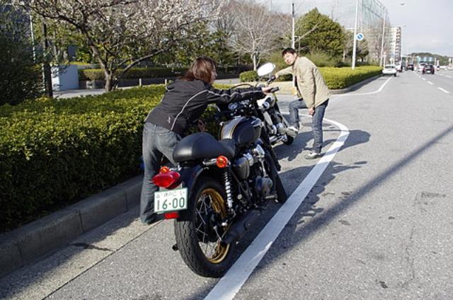 画像1: <1週間インプレッション>KAWASAKI W800 2日目