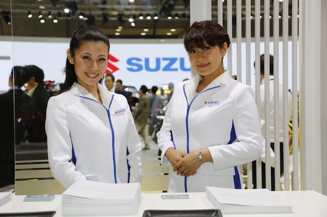 画像: SUZUKI