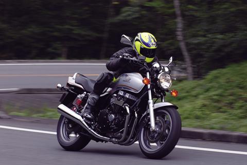 画像: <試乗ダイジェスト>HONDA CB750 (2007年モデル)
