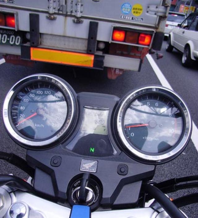 画像: 【HONDA CB1100】実走テスト!!〜燃費計測編