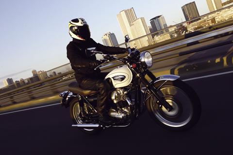 画像: <試乗ダイジェスト>KAWASAKI  W650 (2009年モデル)