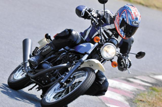 画像: <試乗ダイジェスト>KAWASAKI 250TR(2009年モデル)