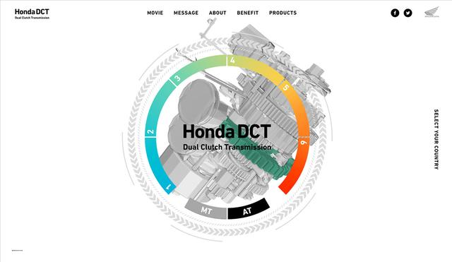 画像: 分かりやすいCGは必見!「Honda DCT」サイトがスタート!