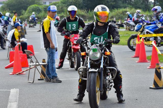 画像: <ジムカーナ>4月のオートバイ杯ジムカーナ関連イベント