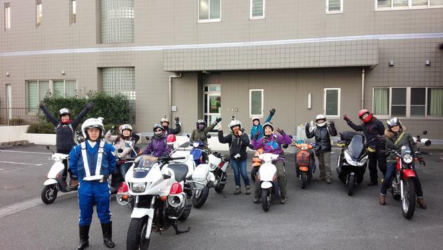 画像1: 伊豆大島をレンタルバイクでツーリングしよう!