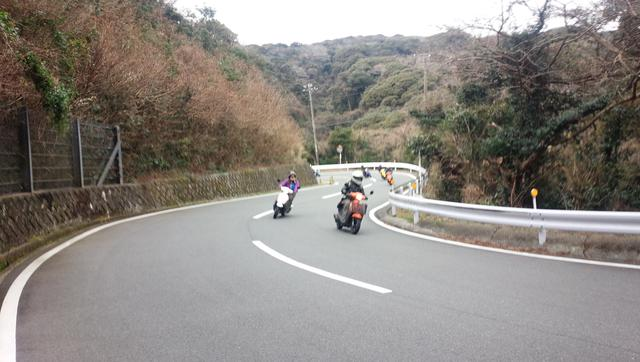 画像2: 伊豆大島をレンタルバイクでツーリングしよう!