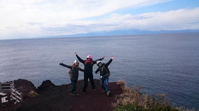 画像4: 伊豆大島をレンタルバイクでツーリングしよう!