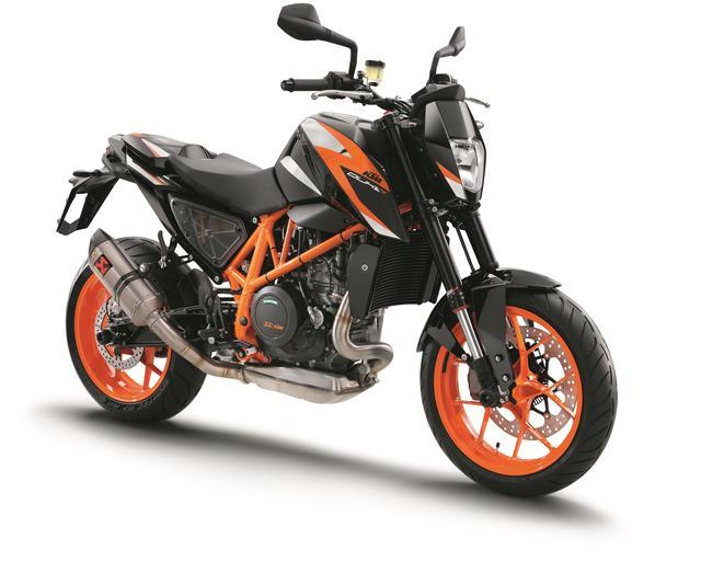 画像1: KTM 690DUKE R ■価格:120万円