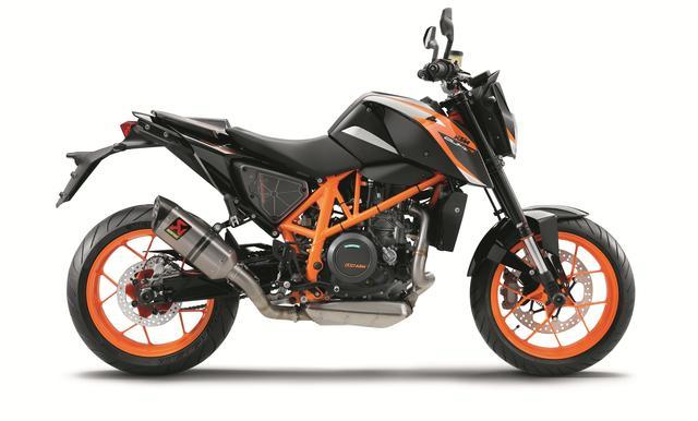 画像2: KTM 690DUKE R ■価格:120万円