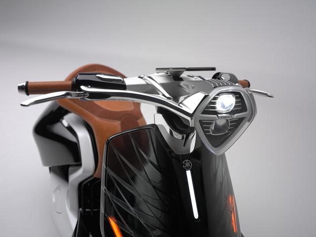 画像3: 羽根つきスクーター? ヤマハが「04GEN」を発表!