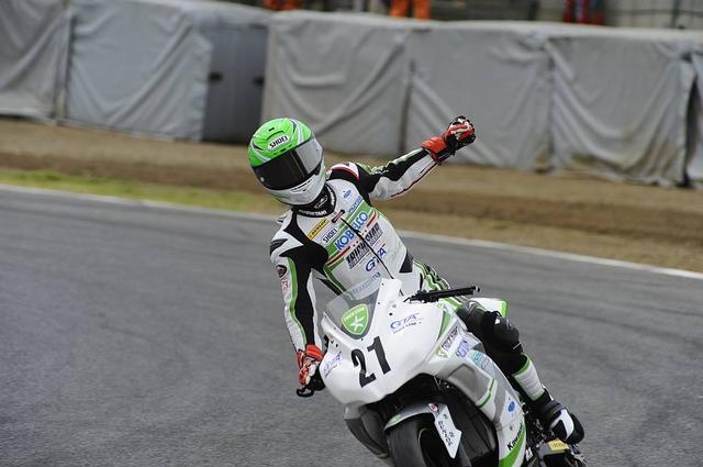 画像2: 山本 剛大 (TRICK STAR Racing Ninja250)