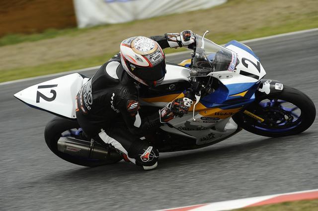 画像2: 青木治親さんからレースについて、乗り方についてのメッセージ!!