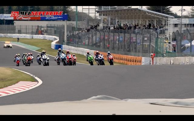 画像: 2016 SUPERBIKE ROUND 1 : Tsukuba J-GP2 Race1 Digest youtu.be