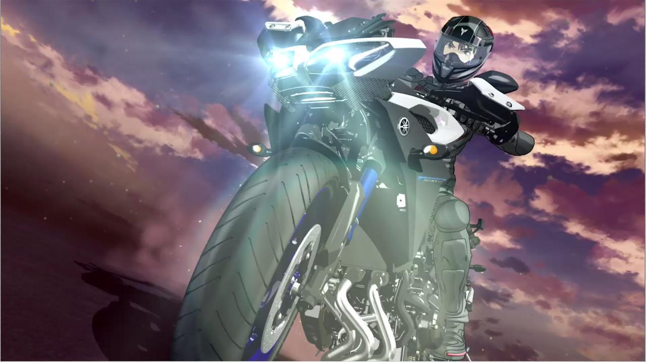 画像: シーズン2 - Master of Torque - Yamaha Motor Original Video Animation youtu.be