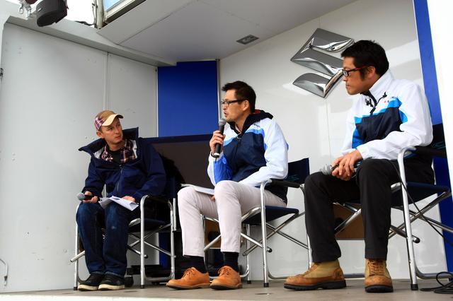画像: 今回のミーティングでも、ゲストに賀曽利隆 氏や、ノア・セレン氏を迎えたトークショーを開催予定。