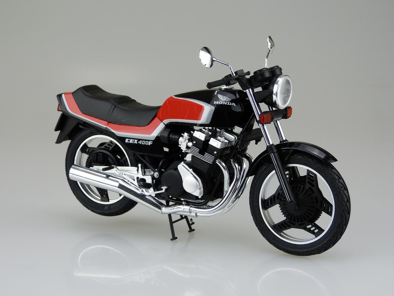画像1: 1/12 バイク No.14 ホンダ CBX400FⅡ ■価格:2200円(税抜)※2016年6月発売予定