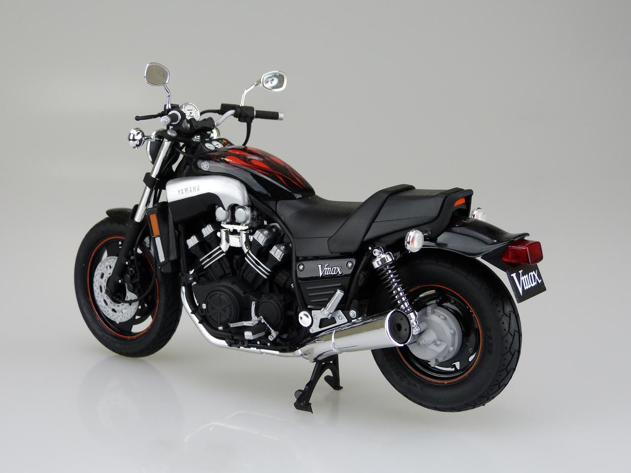 画像3: 1/12 バイク No.08 ヤマハ VMAX '07 ■価格:2600円(税抜)※2016年5月発売予定