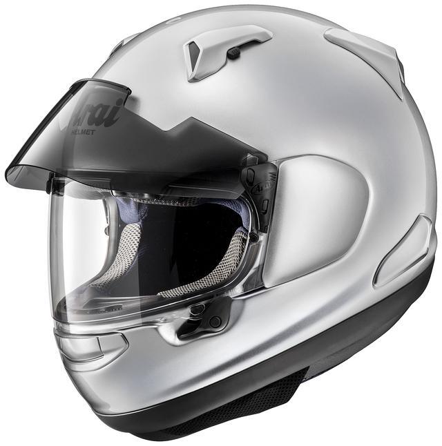 画像1: アライヘルメット ASTRAL-X(アルミナシルバー) ■価格:5万5080円(税込)