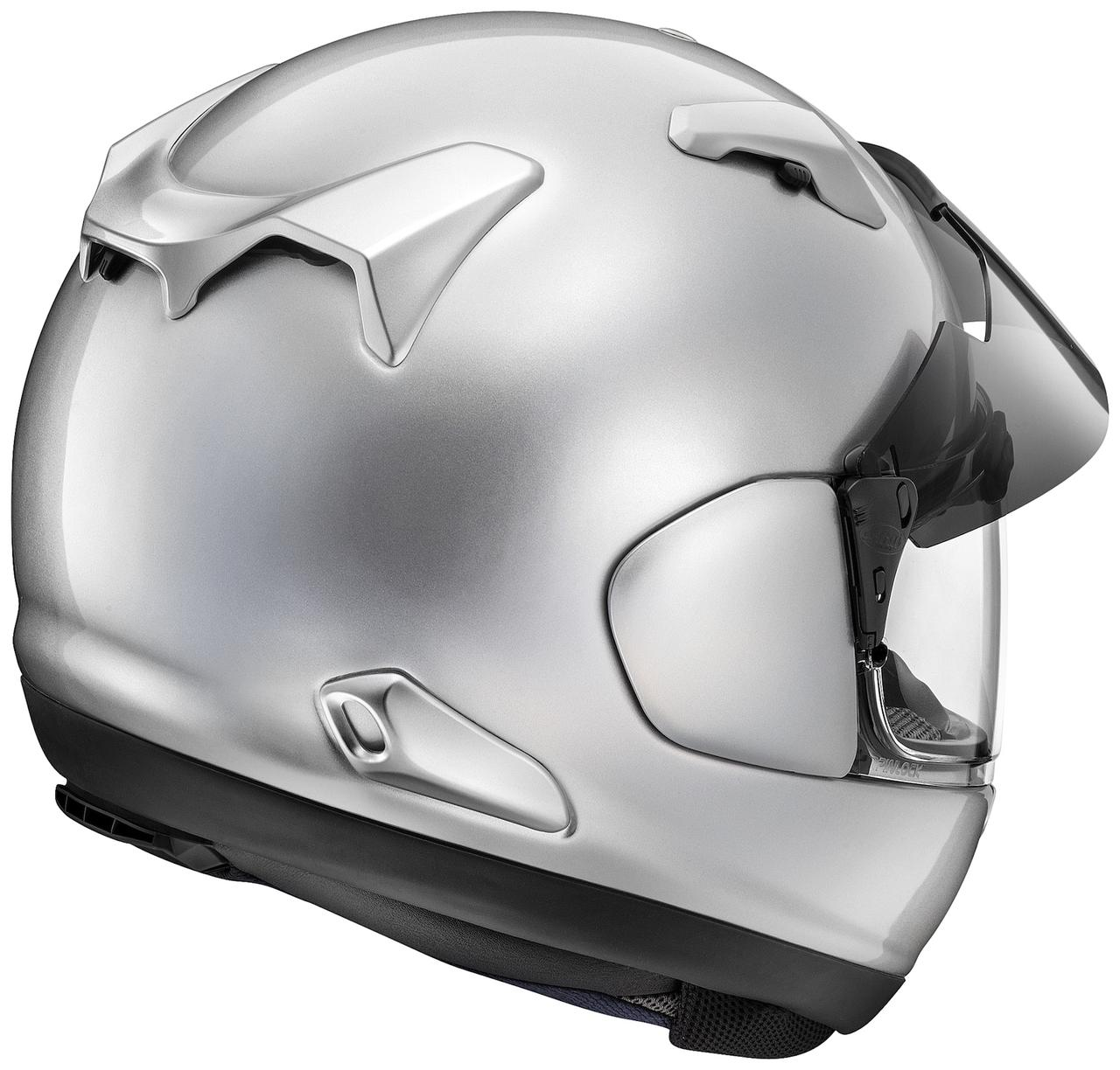 画像2: アライヘルメット ASTRAL-X(アルミナシルバー) ■価格:5万5080円(税込)