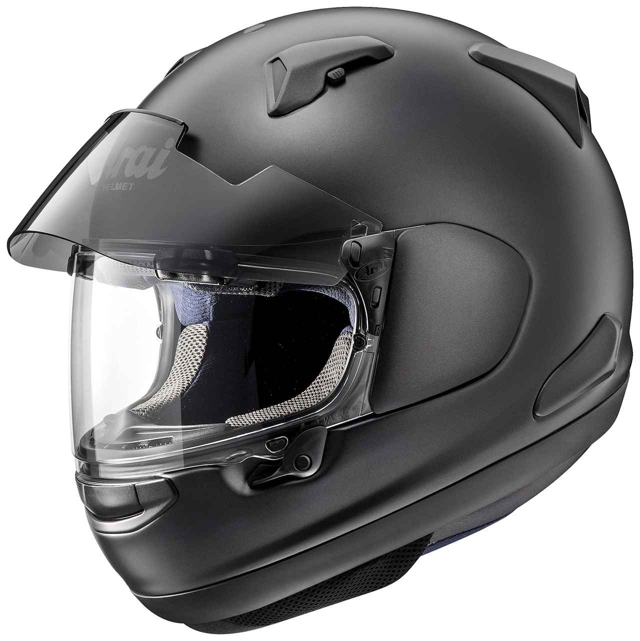 画像: アライヘルメット ASTRAL-X(フラットブラック) ■価格:5万5080円(税込)