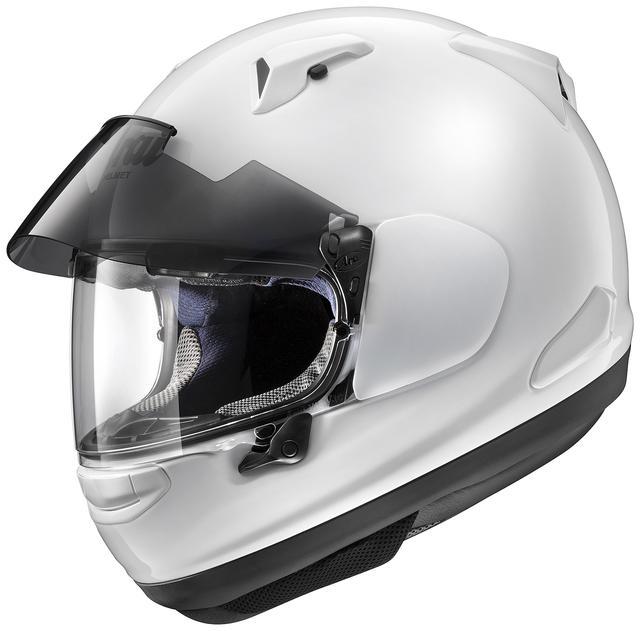 画像: アライヘルメット ASTRAL-X(グラスホワイト) ■価格:5万5080円(税込)