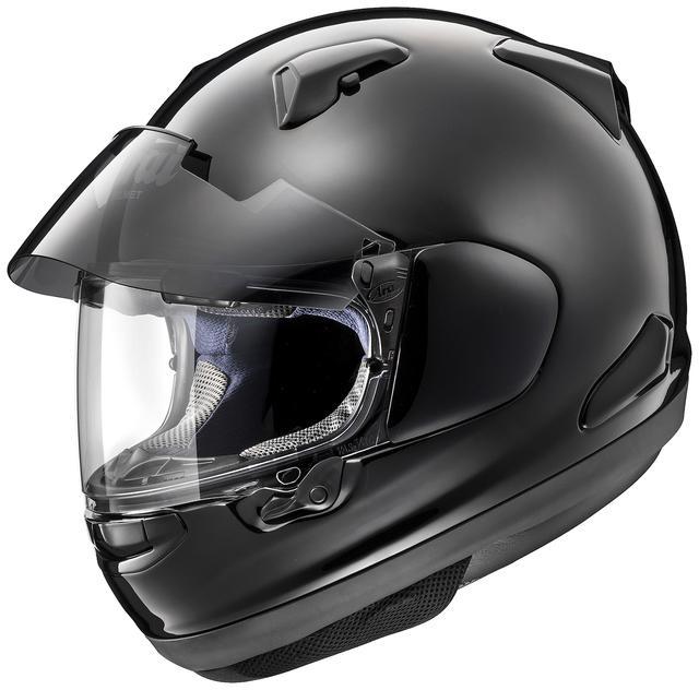 画像: アライヘルメット ASTRAL-X(グラスブラック) ■価格:5万5080円(税込)