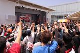 画像: イベントの名物となっている「じゃんけん大会」は2回の開催。豪華賞品が用意されました。