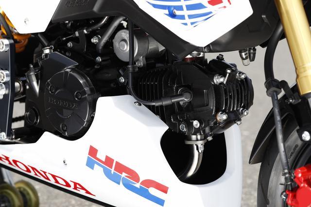 画像16: HRC グロム(レースベース車・ショー展示車両)全部見せ!