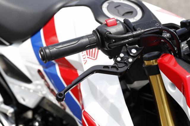 画像12: HRC グロム(レースベース車・ショー展示車両)全部見せ!