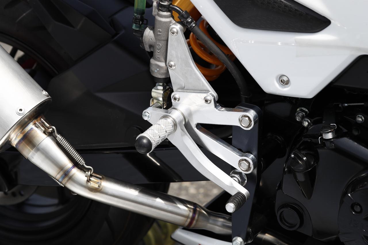 画像18: HRC グロム(レースベース車・ショー展示車両)全部見せ!