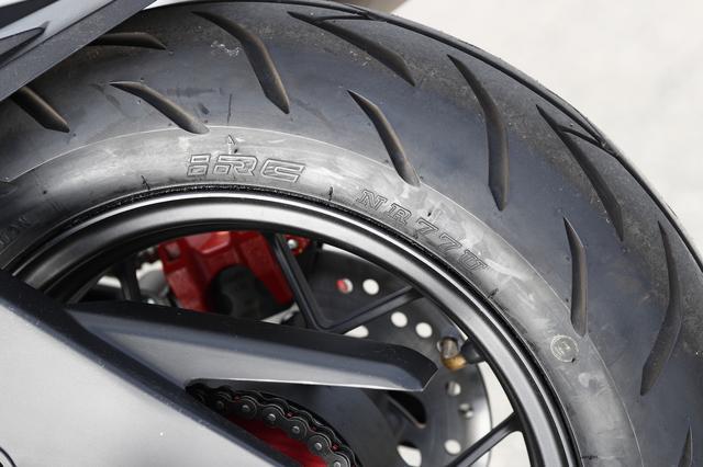 画像20: HRC グロム(レースベース車・ショー展示車両)全部見せ!