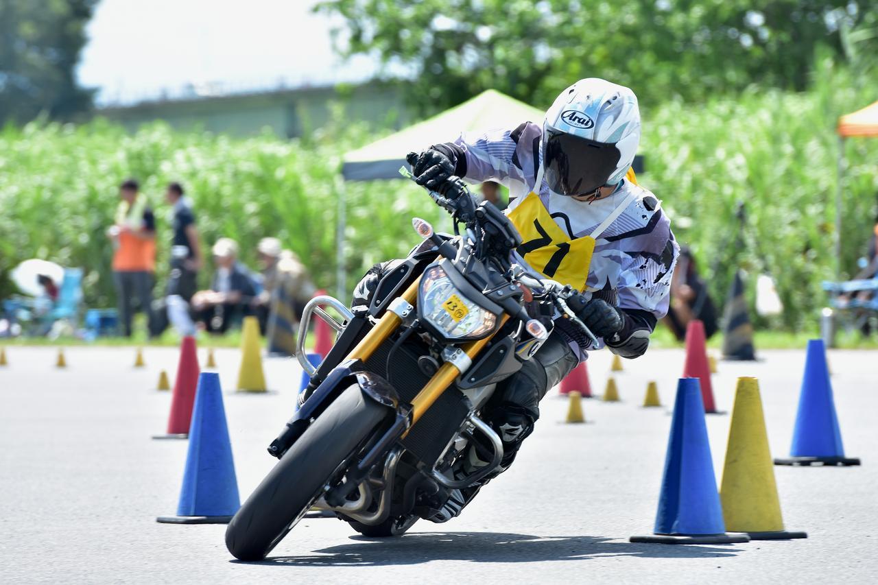画像: <ジムカーナ>6月のオートバイ杯ジムカーナ関連イベント