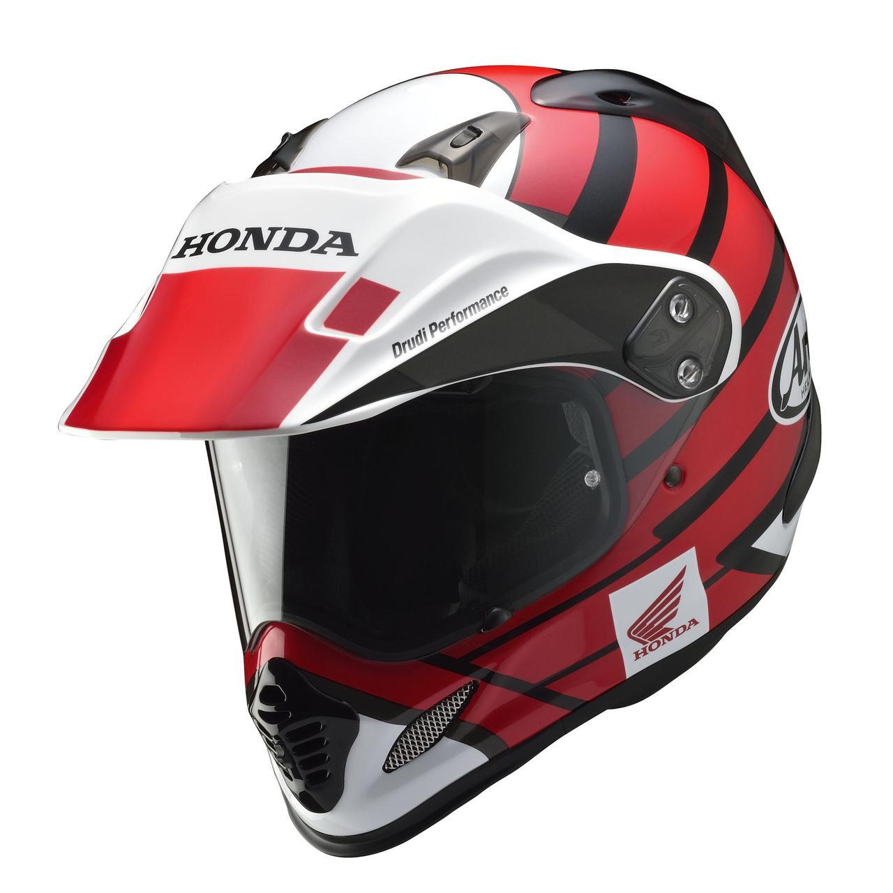 画像: Honda TOUR-CROSS 3(レッド)