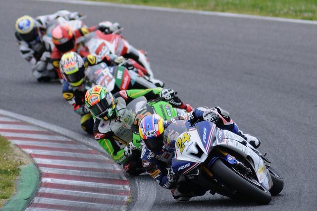 画像: これはレース2 デチャはレース1も速かった!