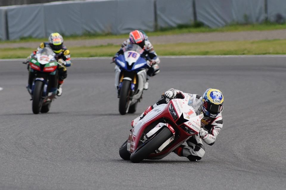 画像: ユウキは今シーズン初優勝、コヤマックスはこれでランキングトップ、伊藤ユーキは今シーズン初表彰台でした!