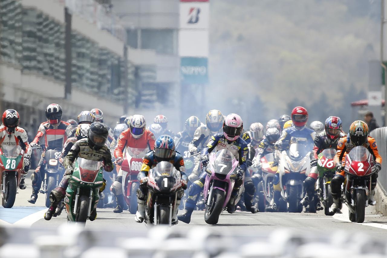 画像: バイクには絶好の季節、愛車で富士の本コースを満喫しよう!