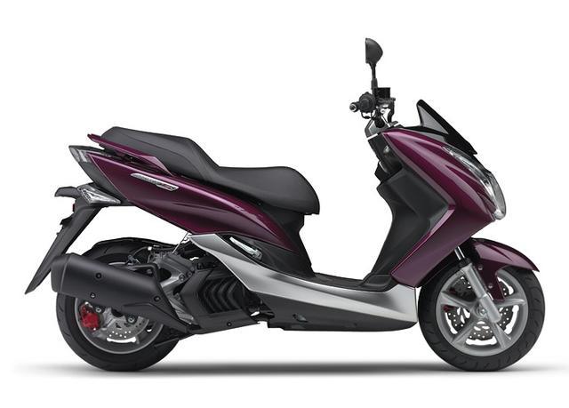 画像: マジェスティS - バイク スクーター | ヤマハ発動機株式会社