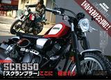 画像2: ヤマハSCR950や、新型ニンジャ1000も濃厚仕様でお届け!