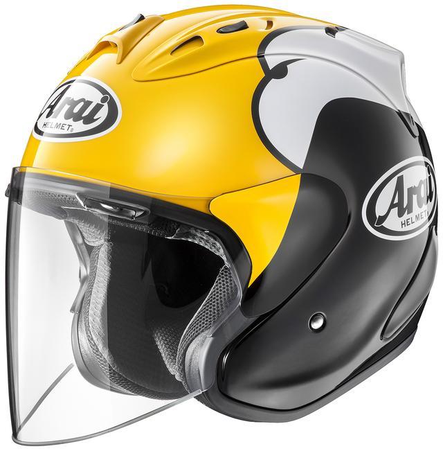 画像1: アライヘルメット SZ-RAM4 KENNY(SZ・ラム4 ケニー) ■価格:5万4000円(税込)