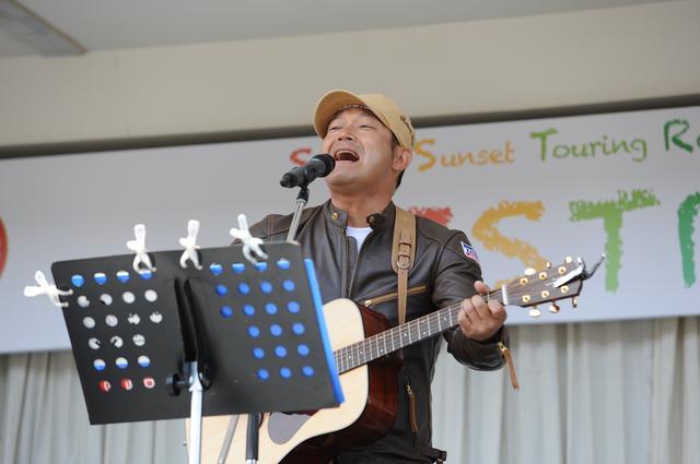 画像: 今年もぐっさんこと、山口智充さんのライブ開催が決まりました! また、モデライダー多聞恵美さんのトークショーも開催決定!