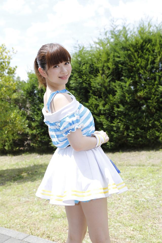 画像: 綾瀬麗奈 さん