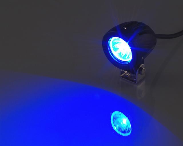 画像: 装飾用のブルーも3300円+税。