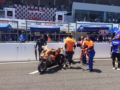 画像: Motobox-Kremer-Racing   Facebook
