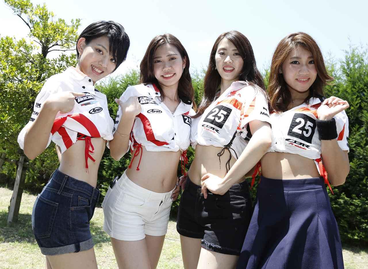 画像3: <8耐応援メッセージ2016>Honda鈴鹿レーシングチーム