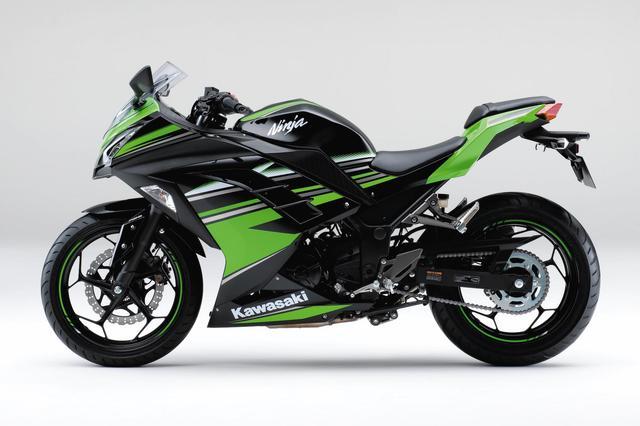 画像2: KAWASAKI Ninja 250 ABS KRT Edition(ライムグリーン×エボニー) 価格:620,460円