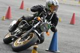 画像: 灼熱? 雨? 過酷で微妙な真夏の1戦 オートバイ杯ジムカーナ第3戦