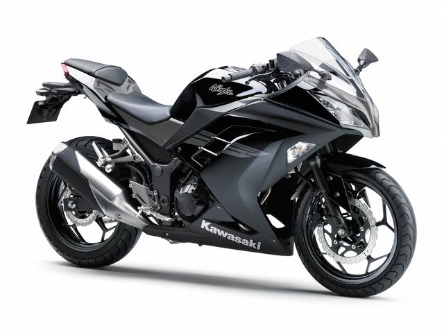 画像1: AWASAKI Ninja 250(メタリックスパークブラック×メタリックグラファイトグレー) 価格:553,500円