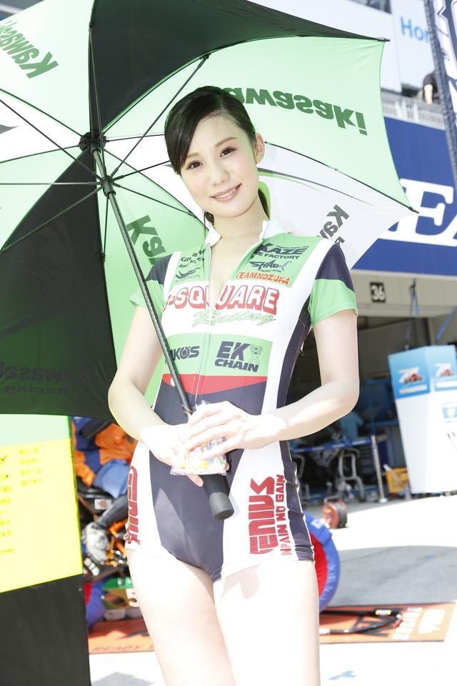 画像8: <鈴鹿8耐>レースクイーン Photo Collection 2016