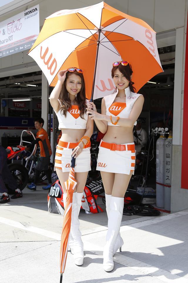 画像1: <鈴鹿8耐>レースクイーン Photo Collection 2016