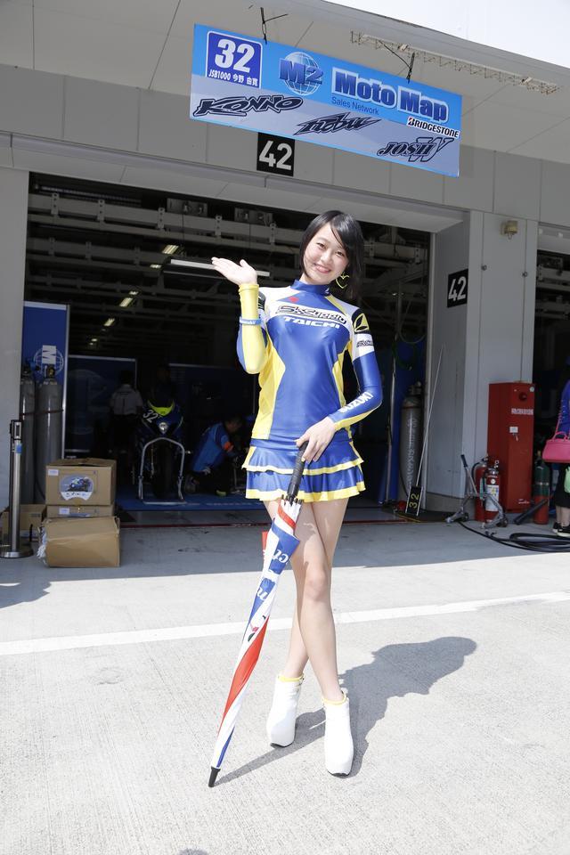 画像3: <鈴鹿8耐>レースクイーン Photo Collection 2016